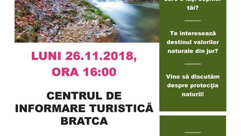 Eveniment Centrul Turistic Bratca